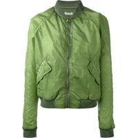 Tomas Maier Jaqueta Bomber Clássica - Verde