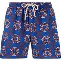 Peninsula Swimwear Short De Natação Vendicari M2 - Azul