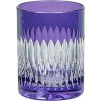 Copo De Cristal Lodz Para Licor De 120 Ml – Violeta