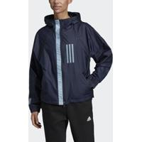 Jaqueta Adidas W.N.D. Parley Feminina - Feminino