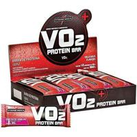 Vo2 Protein Bar - 24 Unidades - Integralmedica - Frutas Vermelhas