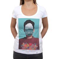 Faceless - Camiseta Clássica Feminina