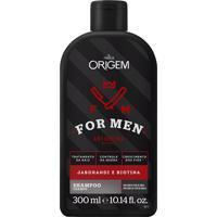 Shampoo Origem Nazca For Men Antiqueda 300Ml