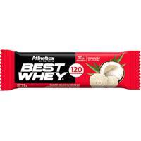 Best Whey Bar Display Atlhetica Nutrition 12 Barras - Unissex
