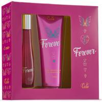 Kit Ciclo Forever Deo Colonia 50Ml + Hidratante 240Ml Feminino