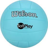 Bola De Vôlei Wilson Softplay - Unissex