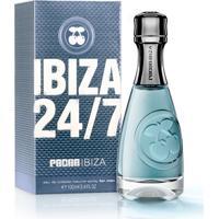Perfume Pacha Ibiza 24/7 Him Eau De Toilette Masculino 100Ml Único