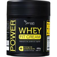 Yenzah Power Whey Fit Cream - Máscara De Tratamento 480G - Unissex