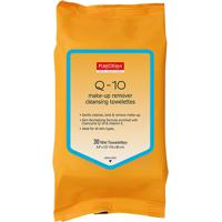 Lenço Demaquilante Purederm Q-10 30 Unidades - Feminino-Incolor