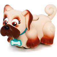 Mini Figura - Pet Parade - Cachorrinho Bege - Multikids - Masculino-Incolor