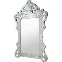 Espelho Veneziano Rainha Cor Prata 1,20 Mt (Alt) - 35450 - Sun House