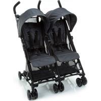 Carrinho De Bebê Para Gêmeos Nano Two Grey - Safety 1St