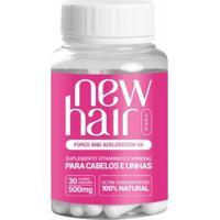 New Hair Caps - 30 Cápsulas - Vitabe