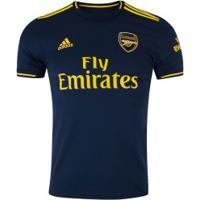 Camisa Arsenal Iii 19/20 Adidas - Masculina - Azul Escuro
