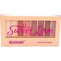 Paleta De Sombras Sweet Love Sp Colors A B