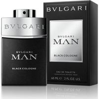 Bvlgari Man Black Clogne Eau De Toilette Masculino 100 Ml