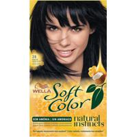 Tintura Soft Color Preto Azulado 28