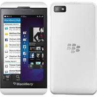 "Celular Rim Blackberry Z10 16Gb Branco - Dual Core - Ram 2Gb - Tela 4.2"""