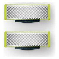 Lâmina Dupla Para Barbeador Philips Oneblade - Qp220/51