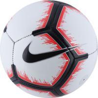 Minibola De Futebol De Campo Nike Skills Fa18 - Branco/Preto