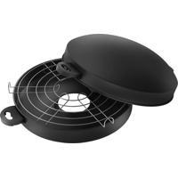 Churrasqueira Portátil Panelux 51449 Com Grill