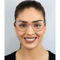 Óculos De Grau Prada - 0Pr 60Wv 07M1O155