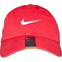 Boné Nike Sportswear Swoosh H86 Vermelho