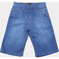 Bermuda Jeans Infantil O'Neill Clara Masculina - Masculino-Azul