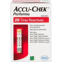 Accu-Chek Performa Tira Teste 25 Unidades