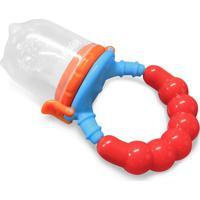Alimentador De Frutas Colorido - Comtac Kids