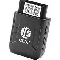 Gps Tracker De Carro Obd2 Sim Gsm, Sms, Usb, Gps + Lbs, Alta Precisão De 10M, Proteção Geo-Fence, Alarme De Excesso De Velocidade, Histórico De Tráfeg