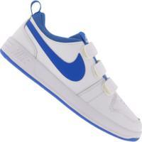 Tênis Nike Pico 5 Gs - Infantil - Branco/Azul
