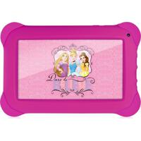 "Tablet Multilaser Disney Princesas 7"" 8Gb Wi-Fi Nb239 Rosa"