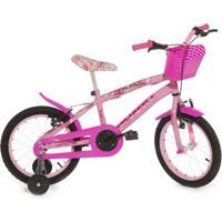 Bicicleta Infantil Aro 16 Rharu Tech Kat - Feminino