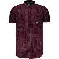 Camisa Starter Estampada Masculina - Masculino-Roxo