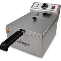 Fritadeira Elétrica Skymsen 5,5 Litros Fe-10-N 127 Volts