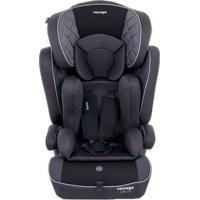 Cadeira Para Automóveis Isofix Active- Preta & Cinzadorel