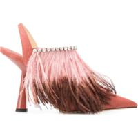 Jimmy Choo Sapato Ambre - Rosa