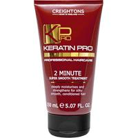 Máscara De Hidratação Creightons Keratin Pro 2 Minute Super Smooth 150Ml - Unissex