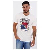 Camiseta Puma Photo Tee Branca