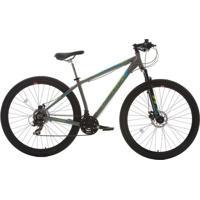 Bicicleta Houston Mercury Ht Shimano, Aro 29, 21 Marchas, Quadro 17 Em Alumínio