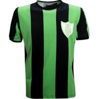 Netshoes  Camisa Liga Retrô América Mg 1971 - Masculino 7d1a002a0a5f2