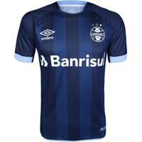 Camisa Umbro Masculina Grêmio Iii 2017/2018 Torcedor - Masculino