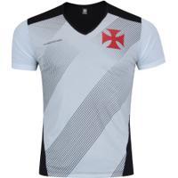 9584d3b11d Camiseta Do Vasco Da Gama Better - Masculina - Branco Preto