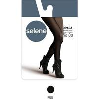 Meia Calça Feminina Selene Fio 80