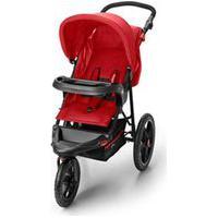 Carrinho De Bebê Expedition Ts Vermelho - Fisher Price - Bb586