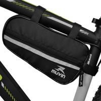 Bolsa De Quadro Frame Rtg Para Bicicleta - Muvin - Bbk-600