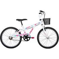 Bicicleta Caloi Ceci Aro 20 - Feminino