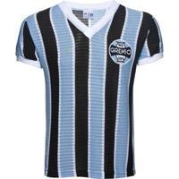 Camisa Retrô Grêmio 1973 Masculina - Masculino