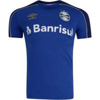 Camisa De Treino Do Grêmio 2019 Umbro - Masculina - Azul